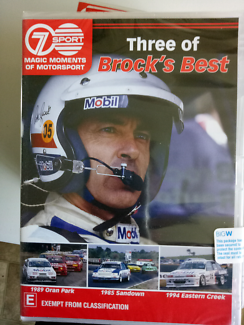 Bathurst motorsport dvd 3 of Brocks best