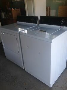 MATAG WASHER AND DRYER