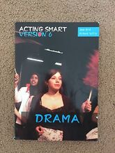 Acting smart Drama textbook Brighton East Bayside Area Preview