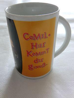 Camel  Zigaretten  Werbung Becher / Kaffeebecher   siehe auch Fotos