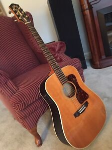 Guild D30 1989 Westerly USA Dreadnaught