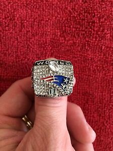 New England Super Bowl Ring