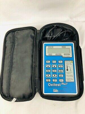 Datrend Oxitest Plus 7 Pulse Oximeter Tester Sp02 Tester Nellcor Sensor Port