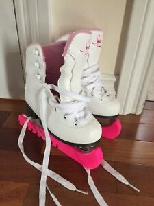 Girl skates J10/ Patins fille