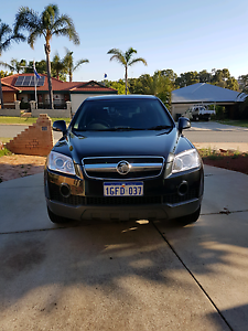 2009 Holden Captiva 7 seater Clarkson Wanneroo Area Preview