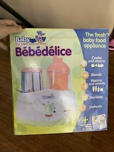Babymoov Steamer & Blender Baby food processor