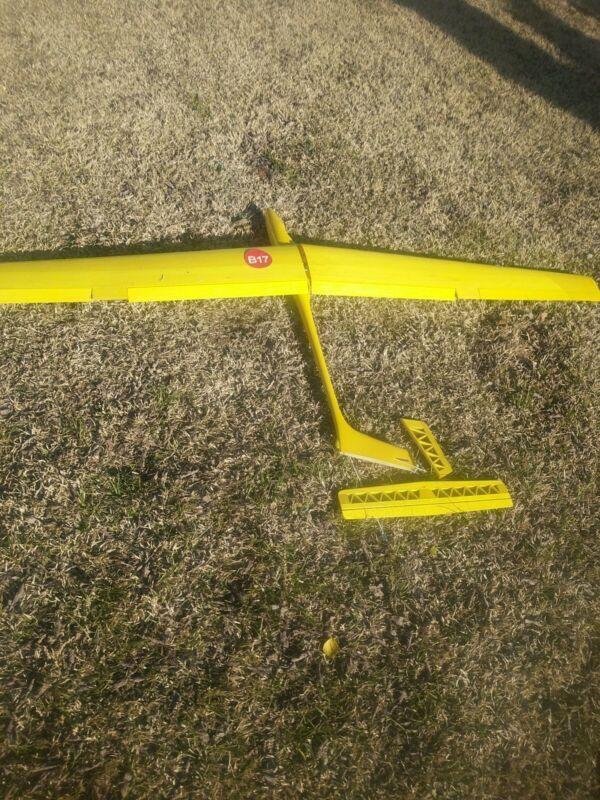 RC Sailplane thermal Glider 8
