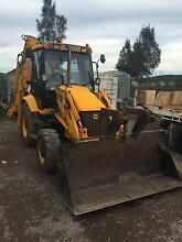 Backhoe JCB 3CX Sitemaster Adamstown Newcastle Area Preview