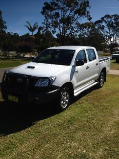 2009 Toyota Hilux Ute Rathmines Lake Macquarie Area Preview