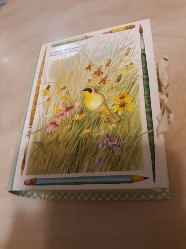 Hallmark Marjolein Bastin Blank Note Cards Set of 15