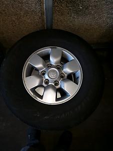 Toyota hilux rims Regents Park Auburn Area Preview