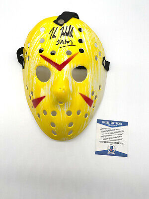 KANE HODDER JASON VOORHEES AUTOGRAPH SIGNED FRIDAY THE 13TH