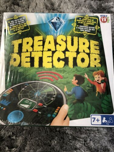 treasure detector Game New Sealed