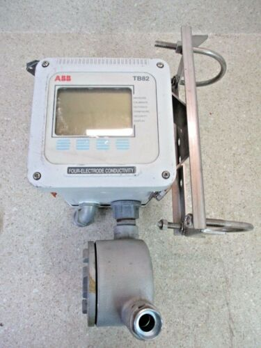 ABB TB82 TRANSMITTER, TWO WIRE, #571150G USED