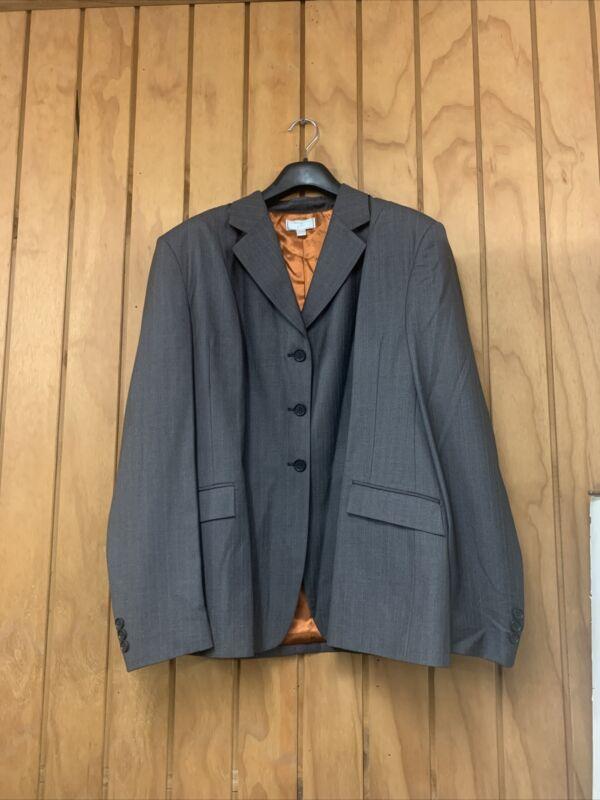 Wellington Collection Riding Coat  14R