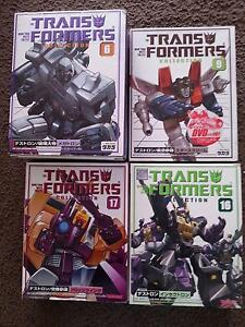 Takara G1 Transformer Decepticon Collection Devonport Devonport Area Preview