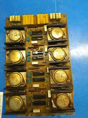 Lot Of 8 To3 Heatsinks On Board Aluminum With Regulatorstransistors