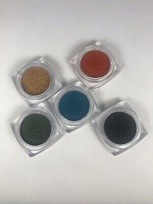 Hikari Cosmetics Cream Pigments, Lot Of 5, NWOB 100% Authentic