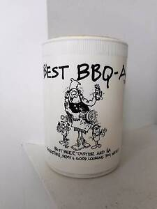Best BBQ A Ettamogah Pub Pop stubby bottle can cooler holder whit Carindale Brisbane South East Preview