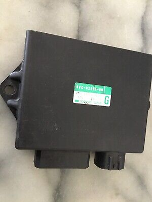 <em>YAMAHA</em> YZF1000 R YZF 1000 R THUNDERACE CDI  ECU 4VD 82305 00  G