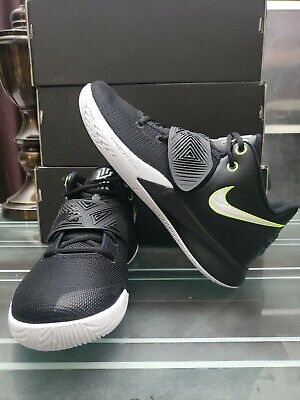 Kyrie Flytrap III 3 Men's Basketball Shoes Black White Volt New in Box Size 8.5