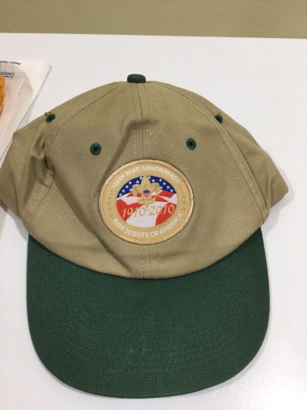 Boy Scout 100th Year Anniversary Ball Cap Hat K955