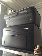 Fuji xerox laser printer n HP scanner cheap price Moora Moora Area Preview