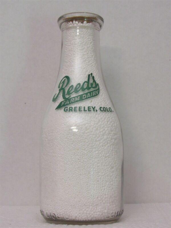 TRPQ Milk Bottle Reed Reed