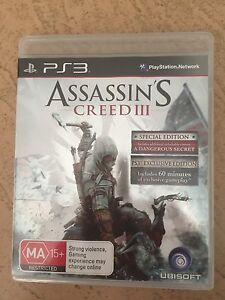 Assassins Creed 3 PS3 Engadine Sutherland Area Preview