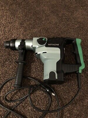 Hitachi Dh38ms 8.4 Amp 1-12 In. Sds Max Rotary Hammer