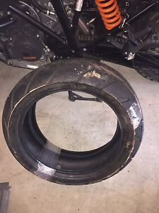 Continental Attack 2 Motorcycle Tires