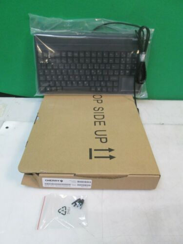 Cherry Electronics G86-62401CDADAA POS USB Touch Pad Keyboard Canadian Layout