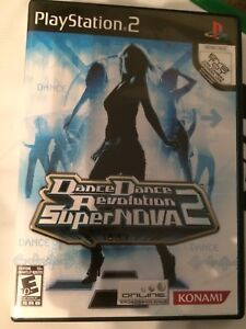 Dance Dance Revolution PS2