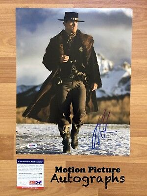 Channing Tatum Signed 11X14 Photo Psa Dna Coa The Hateful Eight Autograph