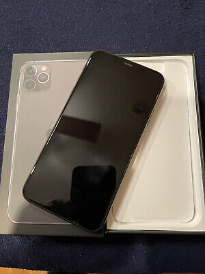Apple iPhone 11 Pro Max - 256GB - Space Gray (AT&T) A2161 APPLE CARE+