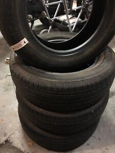 4 pneus p195/65r15