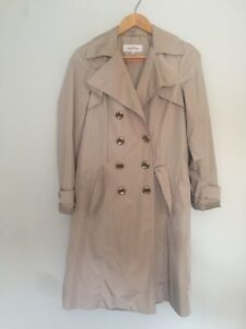 Calvin Klein's trench coat