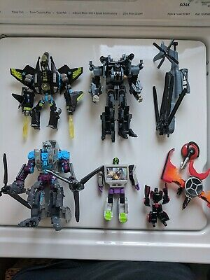 Transformers Movie Toy Lot