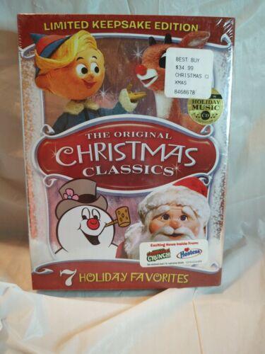 The Original Television Christmas Classics Keepsake Edition DVD Set NEW  - $24.99