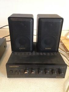 MEMOREX 100 Watt Amplifier Model M-DS-10