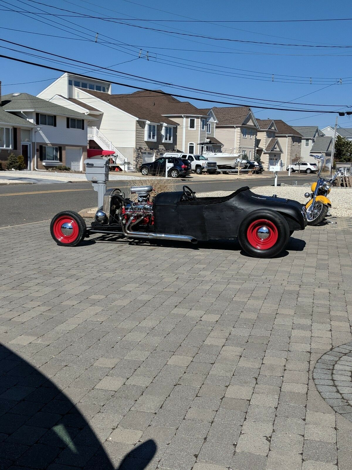 1926 Dodge Model A  1926 buick rat rod fast (no reserve)