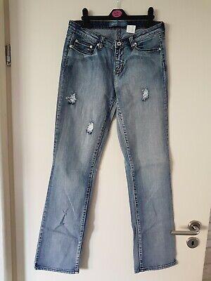 Arizona Mädchen Jean (Arizona Jeans / Gr 36 / Modern / Löcher / Damen / Mädchen )