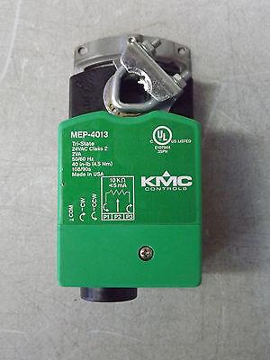 Kmc Controls Mep-4013 Hvac Damper Actuators 24vac 95 Degrees 40 In-lbs Tri-state