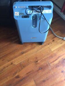 Concentrateur d'oxygène EverFlo Q avec OPI