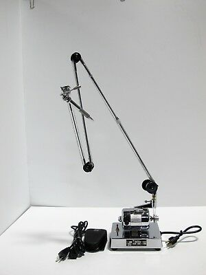 Super-dent Rugby Dental Jewelry Laboratory Engine W Arm Handpiece Foot Pedal