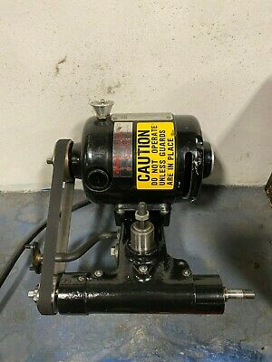 Dumore 8473-210 Series 44 Tool Post Grinder 13000rpm 115v 14 Hp