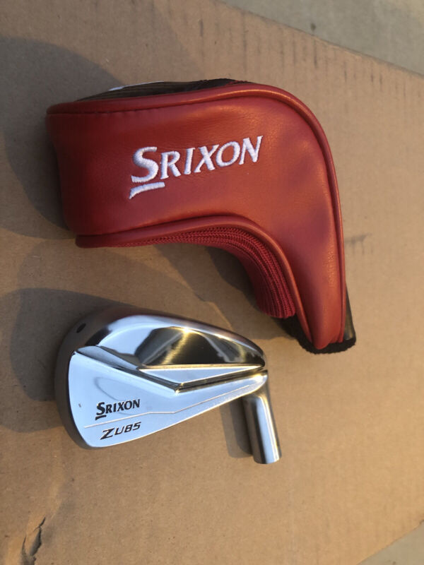 Srixon Z U85 18* Degree #2 Driving Iron Club Head Only And Cover  .355