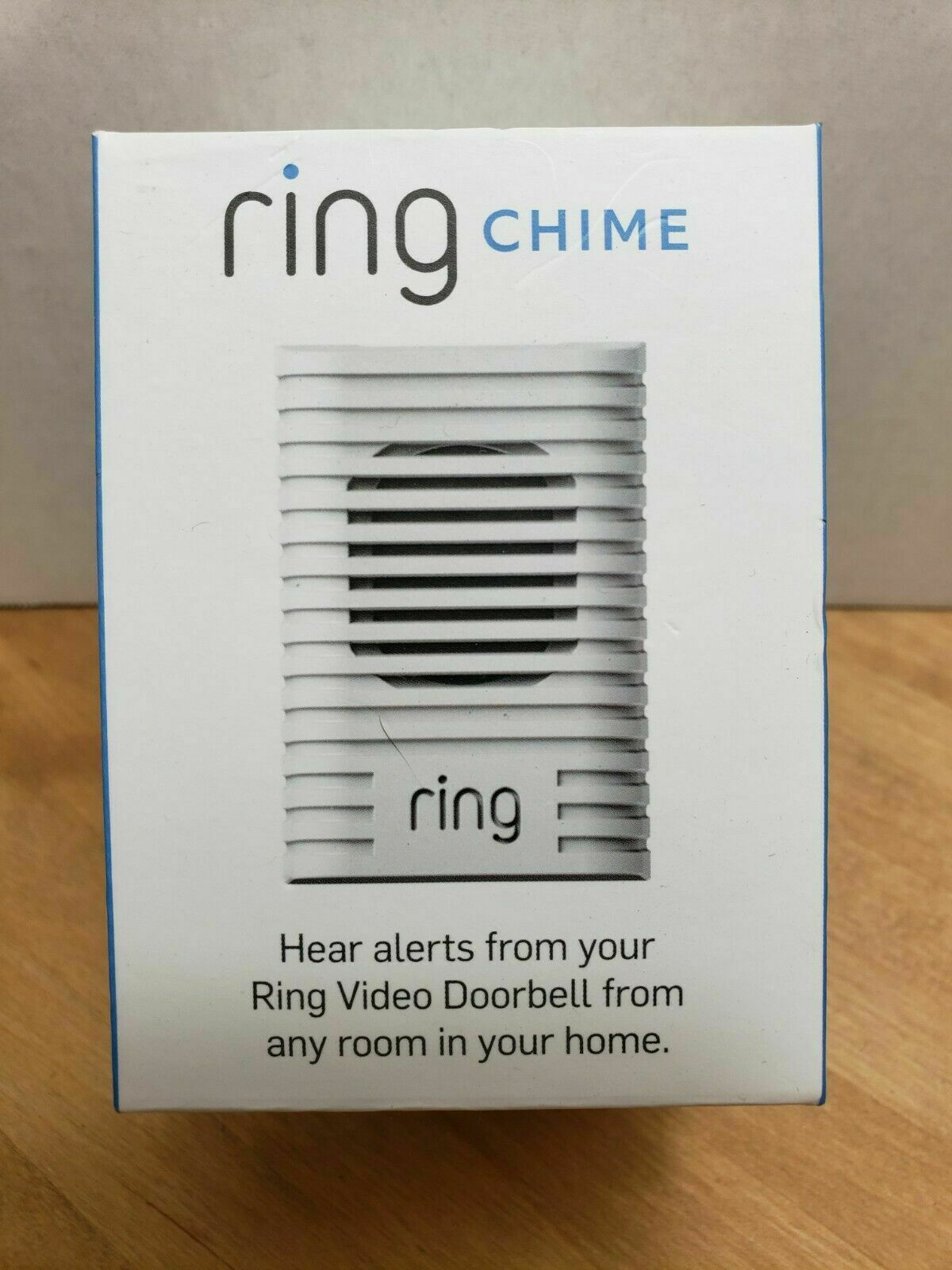 Ring Chime, A Wi-Fi-Enabled Speaker for Your Ring Video Door
