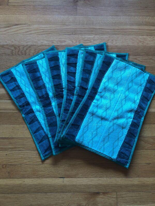 Rubbermaid Hygen Microfiber Wet/Dry Dust Mop Heads Case Of 6