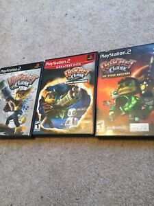 Ratchet and clank ps2 trilogy